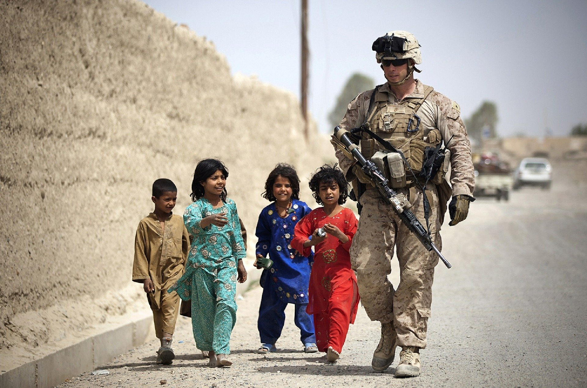 humanity, USA Soldier
